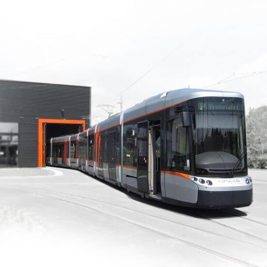 Bombardier Cityrunner Linz, Strassenbahn Design, Neue Strassenbahn Linz, Bombardier Outlook,