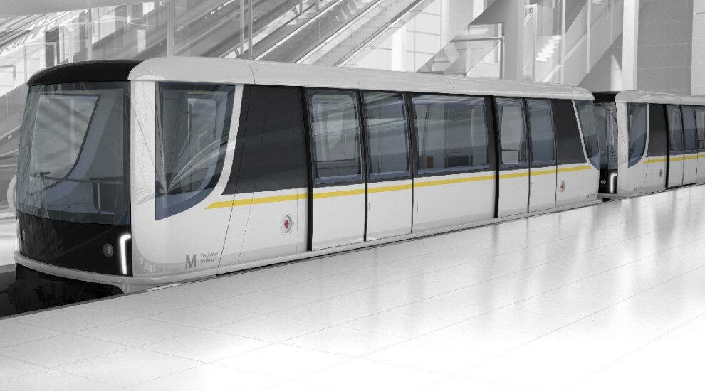 Industrial Design & Transportation Design - Döllmann Design + Architektur, Bombardier People Mover, Industrial Design, Transportation Design