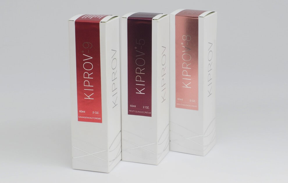 Kiprov Packaging by DoellmannDesign