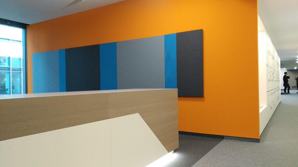 Innenarchitekt Wien - Architektonisches Konzept für die Büros von Zuehlke Engineering