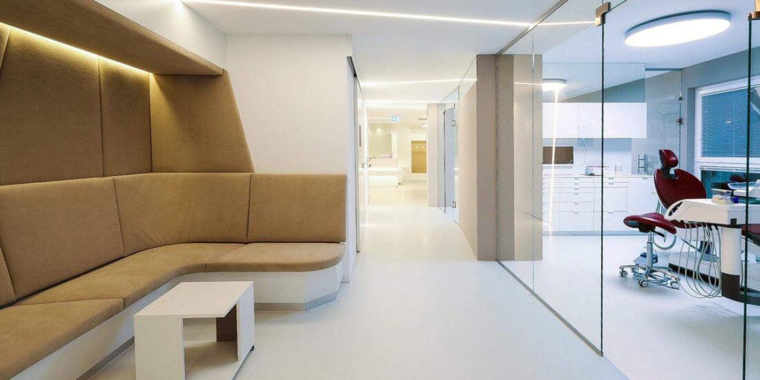 Ordinationsplanung, Krankenhäuser & Arztpraxen Einrichtung: Zahnordination by Doellmann Design