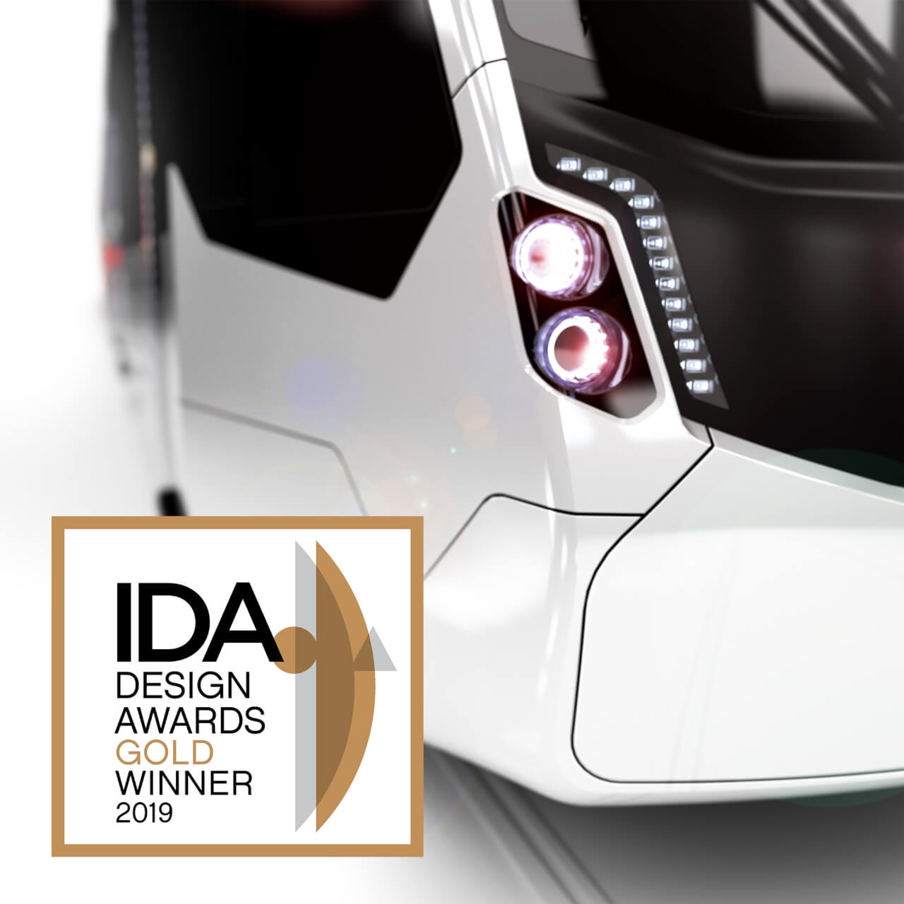 International Design Award for Stadler Tramlink Erfurt
