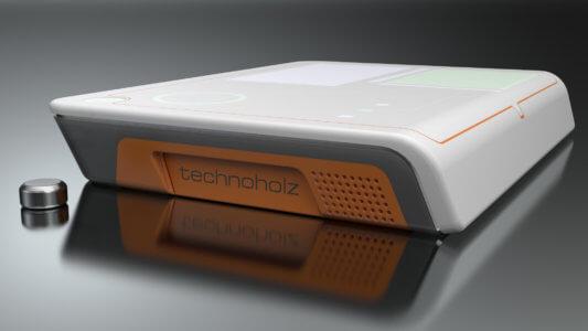 Industrial Design, Rendering of a Sensorboard